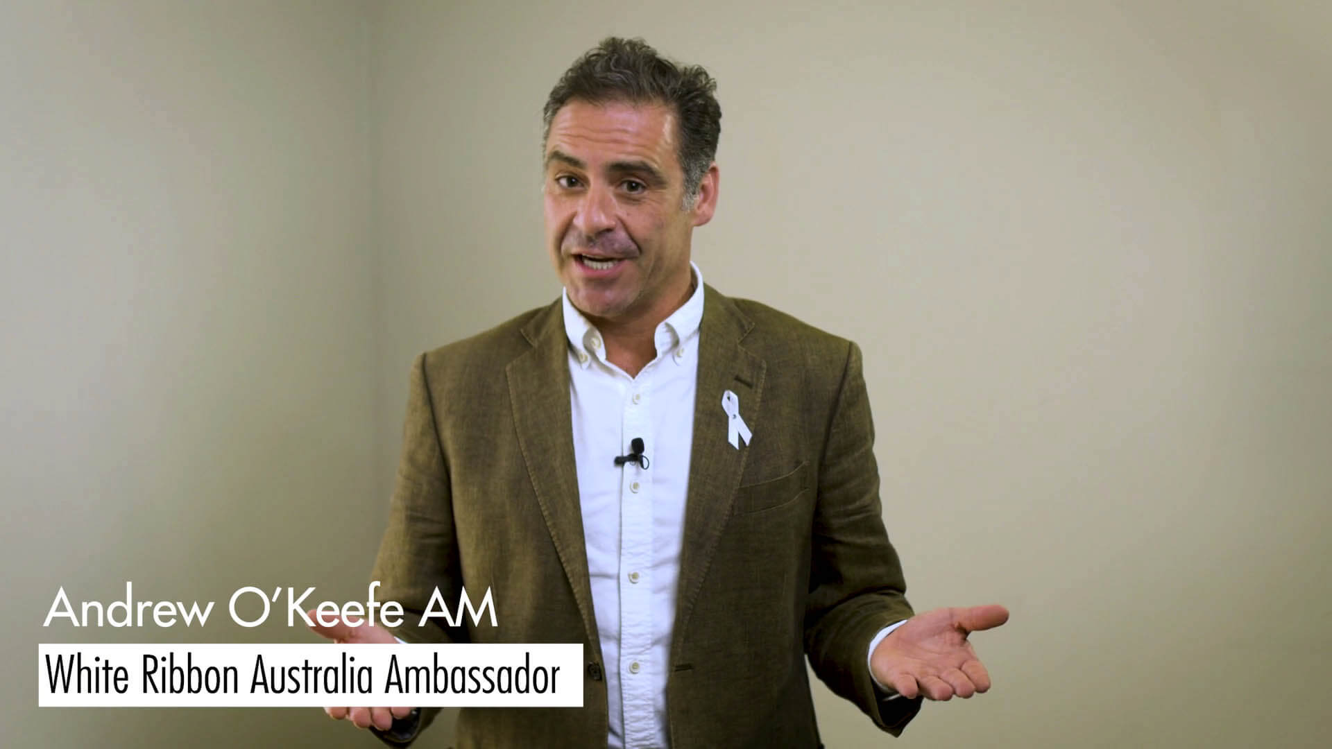 Andrew O'Keefe Video